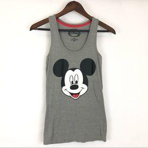 Disney Mickey Mouse Tank Top EUC